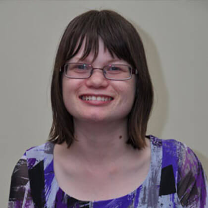 Image of Team Member, Leanne